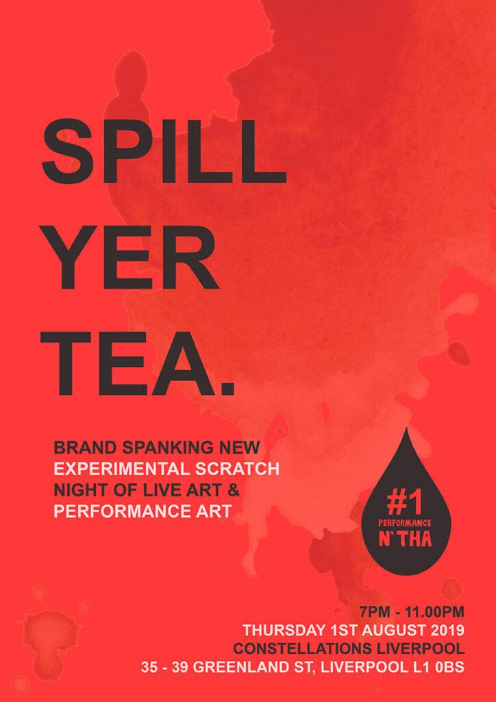 SPILL YER TEA #1