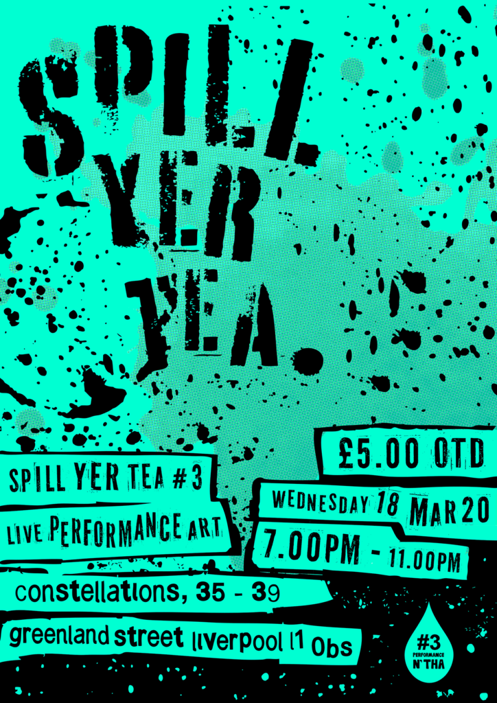 SPILL YER TEA #3