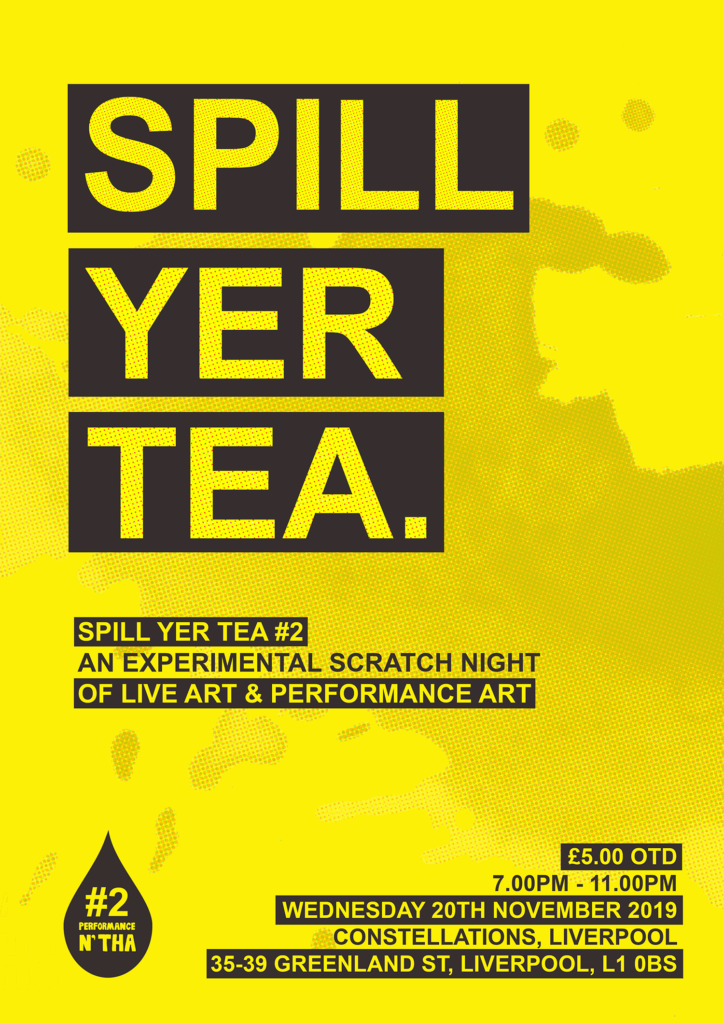 SPILL YER TEA #2