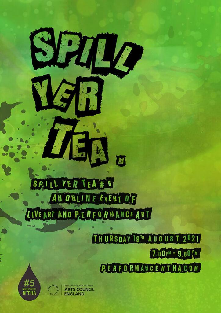 SPILL YER TEA #5